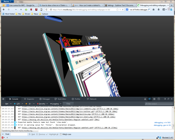 Is there any 3D visualizer for NS/UIView and CALayer?